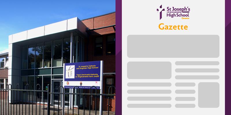 St. Josephs Catholic And Anglican Secondary School | Sontley Road, Wrexham LL13 7EN | +44 1978 265209